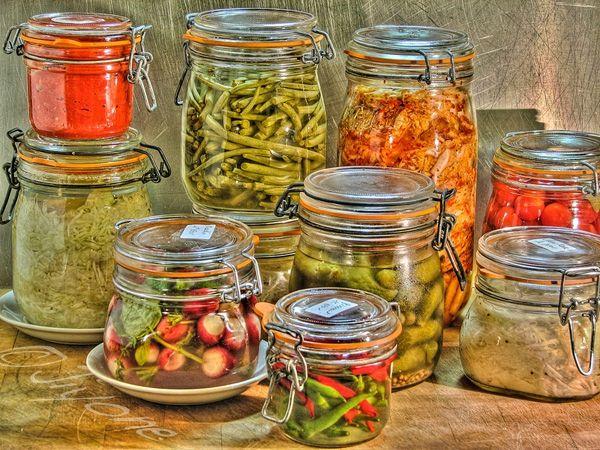 Des légumes en bocaux faits maison, qui se conservent un an et plus, sans stérilisation, sans congélation, c'est possible ? - Santé Nutrition