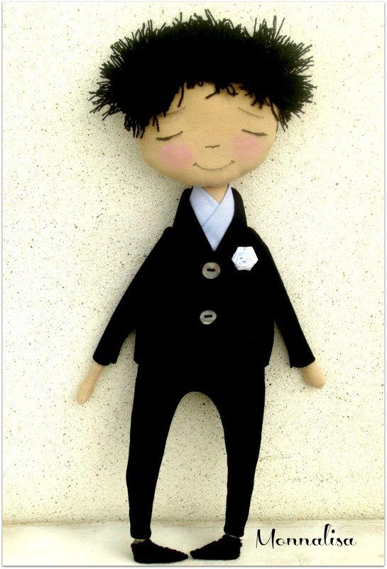 Doll Boy ~ Monnalisa Dolls ♥