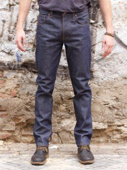 online store 5d116 63724  Special edition Fearless Freddie KD-8 jeans made in dry 14 oz rigid  Japanese denim. The KD-8 is made using a careful reproduction of the  legendary Kurabo ...