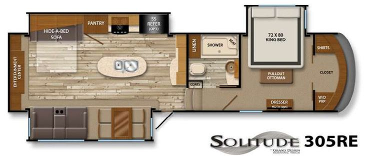 17 best images about rv wagon tiny home floor plans on