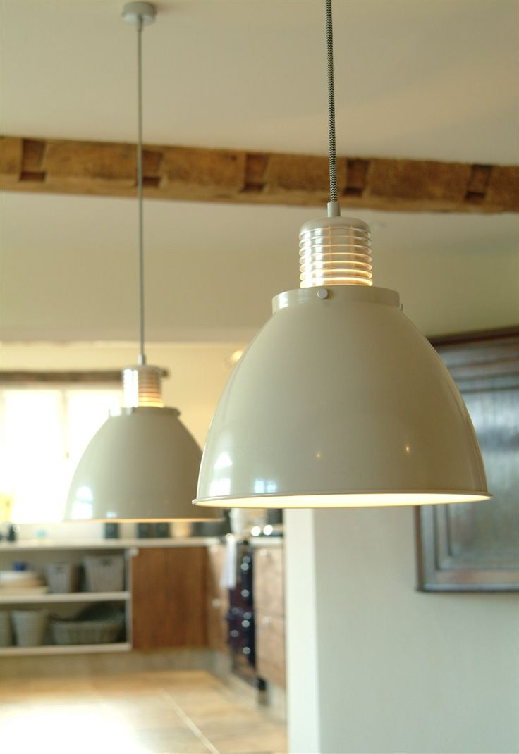 A Little Bit Industrial Kitchen Pendant Lighting