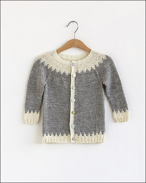 Loppe from Knits for Little Imps - 11 pattern ebook of baby knits / På dansk i…