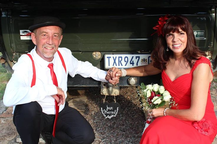Just Married - Again!  Vow renewal for 30th wedding anniversary
