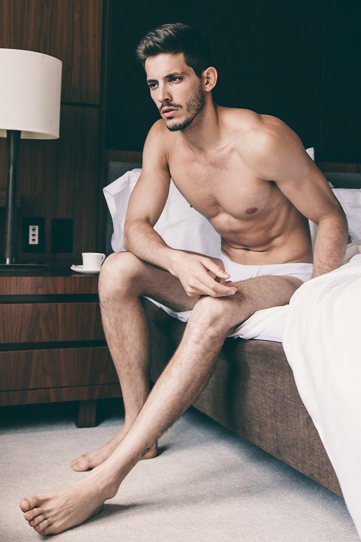 half nude sexy models male pics