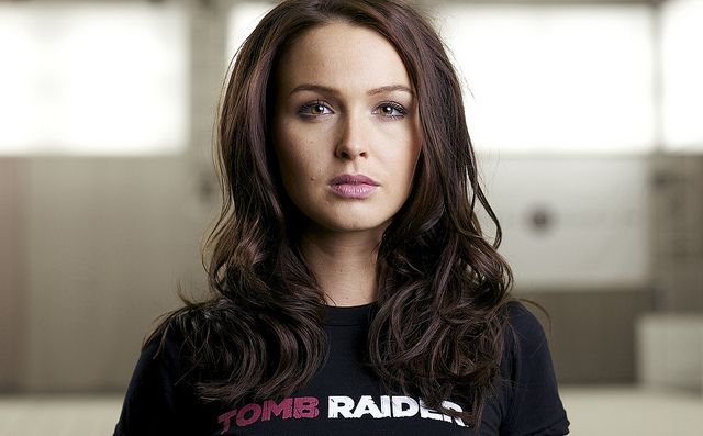Podcast Exclusive: Interview with 'Tomb Raider' Actress Camilla Luddington Coming Out This Weekend on Gamertag Radio.