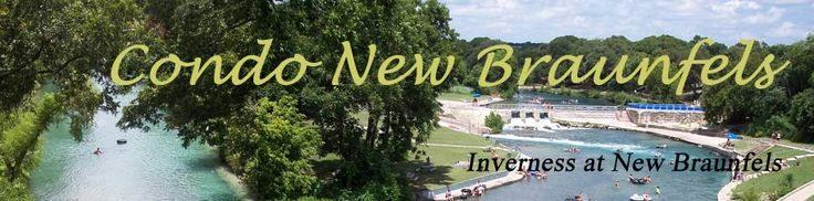 For an awesome family vacation in the Texas hillcountry, come to New Braunfels, TX.  Resort condos on the beautiful banks of the Comal River, across the street from the world famous Schlitterbahn Water Park!