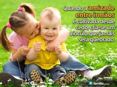 Familia.com.br | Como cultivar a amizade entre seus filhos.