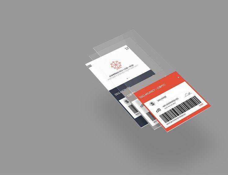 """다음 @Behance 프로젝트 확인: """"SSG PAY Easy Payment Mobile App"""" https://www.behance.net/gallery/35508707/SSG-PAY-Easy-Payment-Mobile-App"""