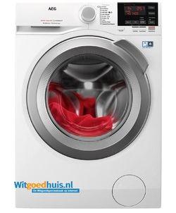 AEG L6FB84GS  Description: AEG L6FB84GS wasmachine - Energieklasse: A - Centrifugetoerental: 1400 toeren - Vulcapaciteit: 8 kg  Price: 599.00  Meer informatie  #witgoedhuis