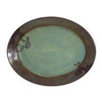 Glazed Turkey Platter