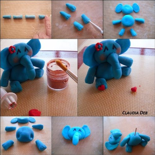 Fondant Cake Decorating Step By Step : 38 best images about fondant on Pinterest How to make ...