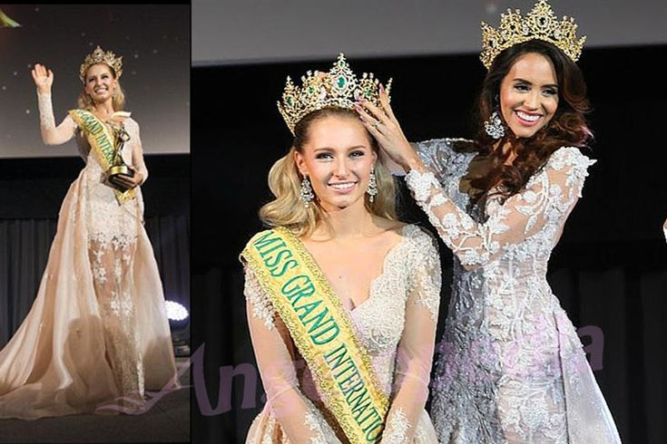 Miss Grand International 2016 List of Awards and Prizes for Winners