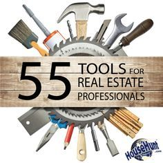 Top 55 Real Estate Tools for Agents: http://www.blog.househuntnetwork.com/top-55-real-estate-tools-for-agents/