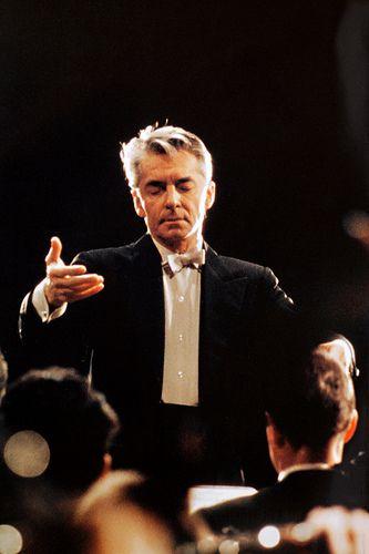 Herbert von Karajan.