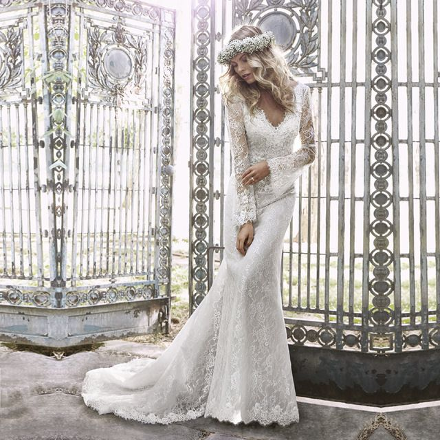 Elegant Bride in a hurry Wedding dress express Ready to ship Tulle