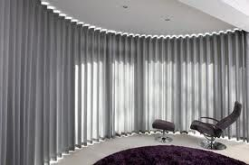 Customers' favourite for its modern, contemporary look that never loses its perfect shape. The beautifully shaped folds stack neatly when your curtain is opened and return with just right spacing when closed. Perfect for offices and boardrooms for that elegant touch!
