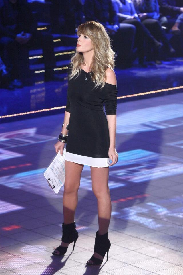 #Alessia #Marcuzzi in #Stefanel!