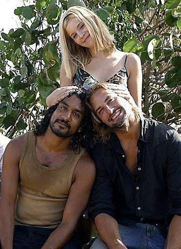 Shannon, Said and Sawyer #Lost #BestCast