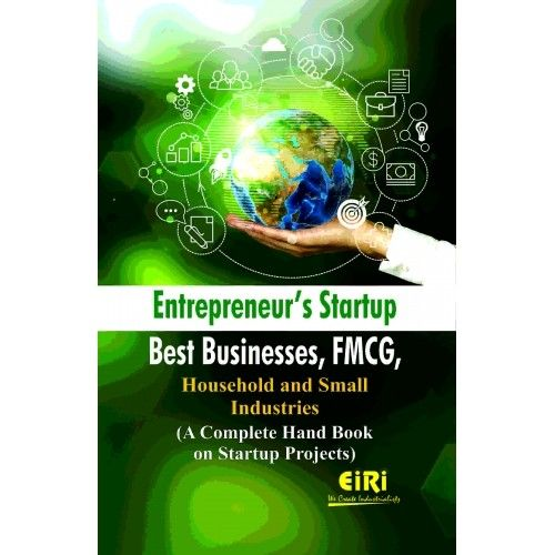 The Book Contains Chapters On What Is A Startup What Is The Difference Between A Startup And A Small Business