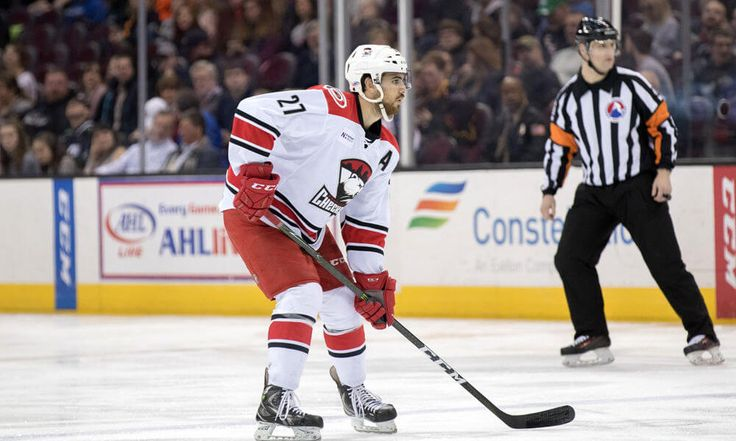 Carolina Hurricanes bring back Jake Chelios = It was confirmed on Tuesday morning that the Carolina Hurricanes have extended defenseman Jake Chelios on a one-year, two-way deal to carry him through the 2017-18 NHL season. Per the official release, the deal will.....