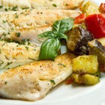 Ma recette du jour : Dos de cabillaud et ses légumes (Thermomix) sur Recettes.net