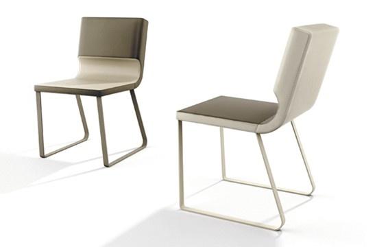 Comma chair by Renata #Kalarus for  #NOTI, 2007 | #RedDotAward #polishdesign