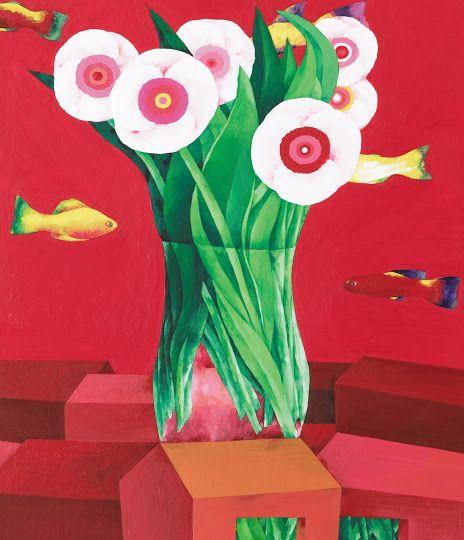 Pinzellades al món: Dones, flors i colors / Mujeres, flores y color / Women, flowers and color