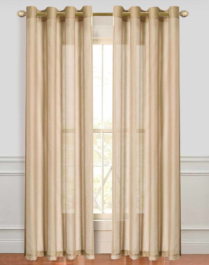 Best 25+ Sheer curtain panels ideas on Pinterest | Grey and yellow ...