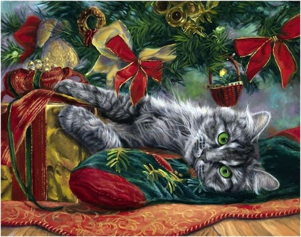 Cats / Decoupage / Images for decoupage