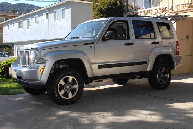 Jeep Liberty Lift kits