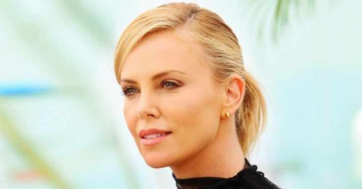 Charlize Theron on aging