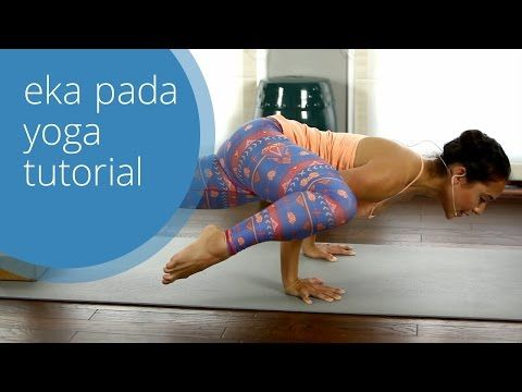 Yoga Arm Balance Class: Eka Pada Koundinyasana Tutorial with Briohny Smyth Yoga - YouTube