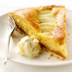 Cox's Toffee Apple Tart