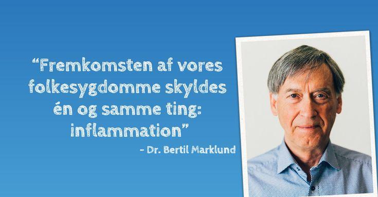 Den svenske læge Bertil Marklund, som har forsket i sundhed i 40 år, siger at folkesygdomme, herunder autoimmune sygdomme som diabetes og sklerose, skyldes inflammation og at vi selv kan påvirke det med livsstilsforbedringer.Baseret på Marklunds erfaring som læge og en lang række dokumenteret viden giver han i bogen '10 tips – en kort guide til et langt liv', konkrete råd til at u