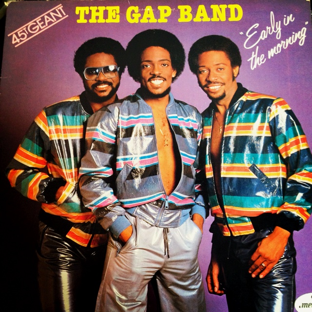 The Gap Band My All Time Favorite No Matter What Song I