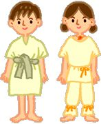 History of Kimonos - Kimono - Virtual Culture - Kids Web Japan - Web Japan