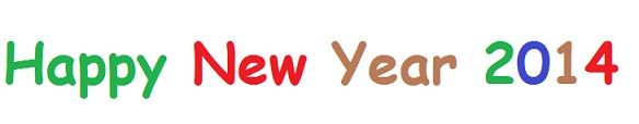 Happy New Year 2014 Quotes for Lovers and Friends