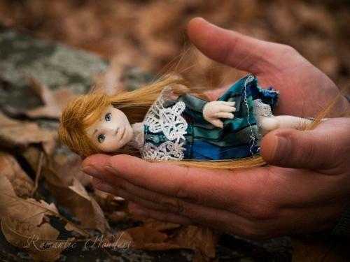Katie | Romantic Wonders Dolls