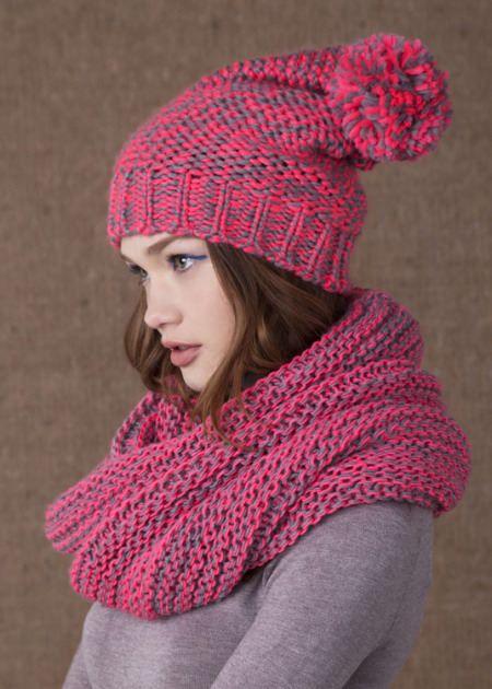 Gorro y bufanda lana. Se lo dedico a mi amiga Solesilbando  ;)