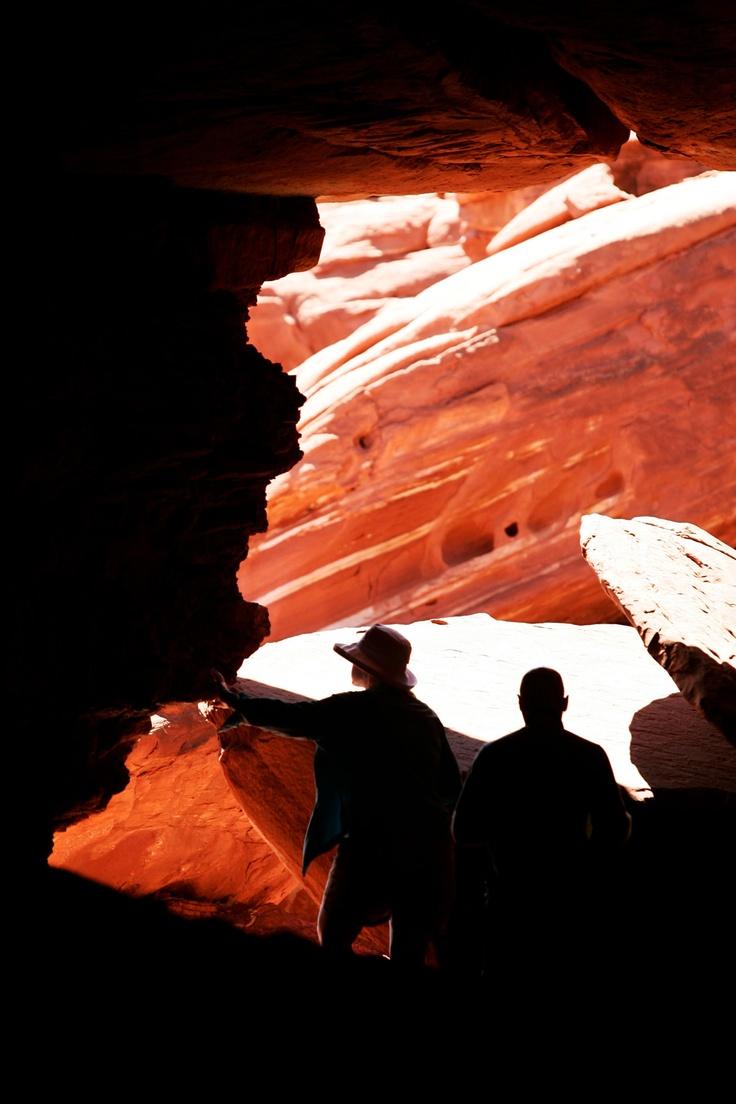 Slot Canyon Hiking - Canyonlands National Park