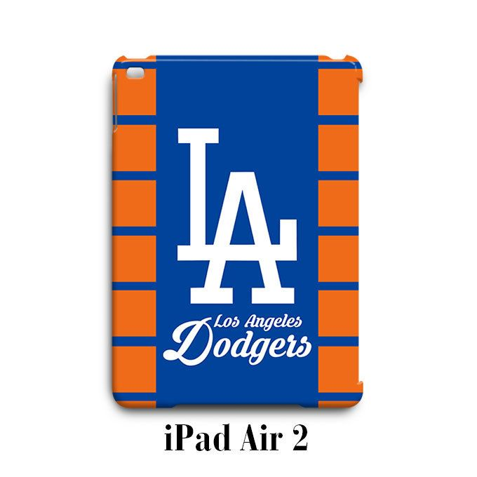 Los Angeles Dodgers iPad Air 2 Case Cover Wrap Around