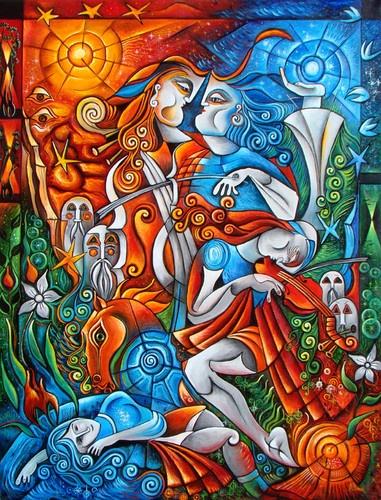 Symphony by Adrian Doni