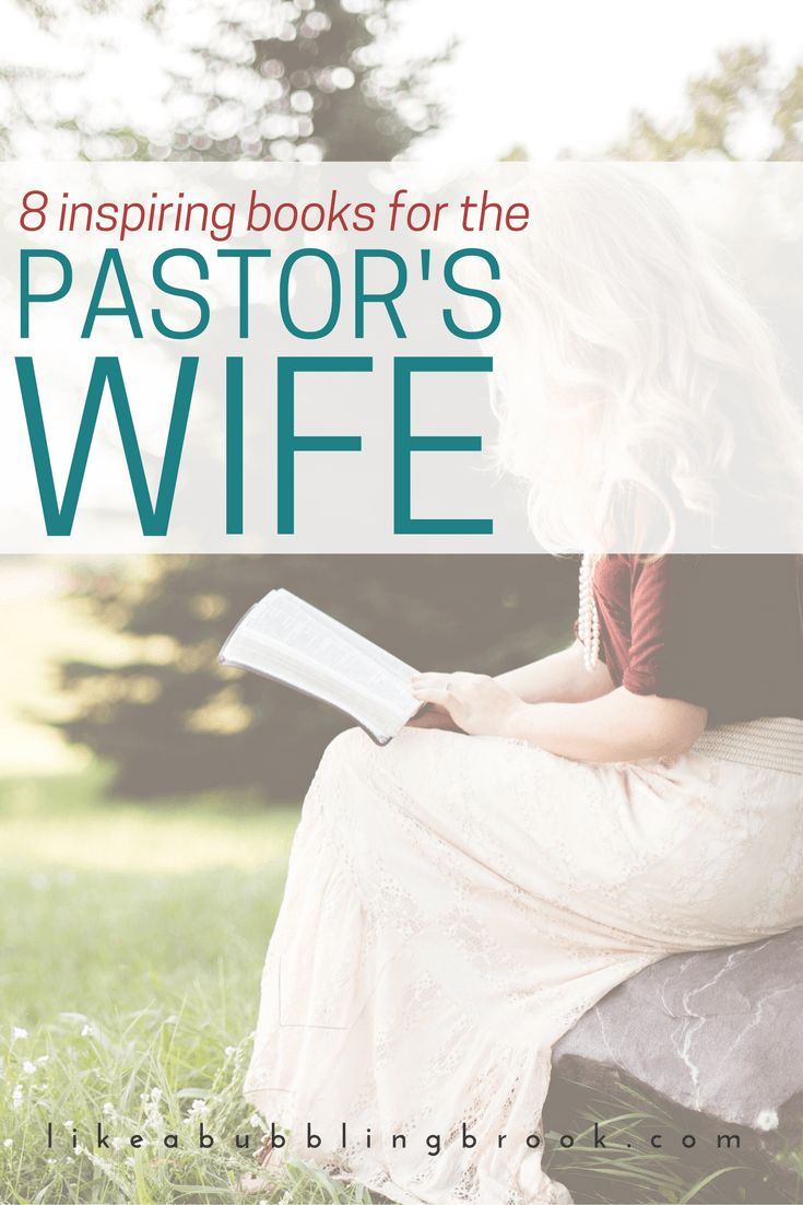 One question new pastors' wives often ask is if there are any helpful books for pastors wives, and so this list was born. Enjoy!faf