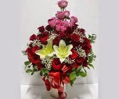 Karangan Bunga Ucapan Hari Natal Di Jakarta | Toko Bunga by Florist Jakarta