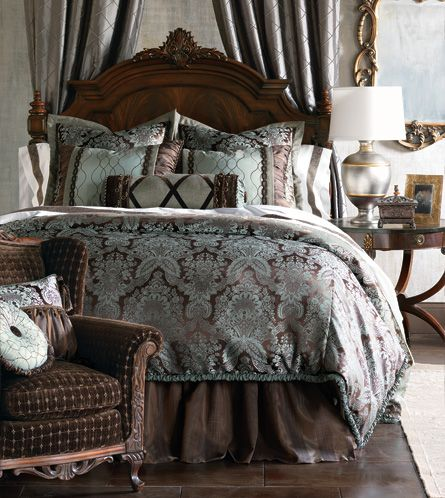 84 best custom bedding from eastern accents images on for 92879 bedroom furniture