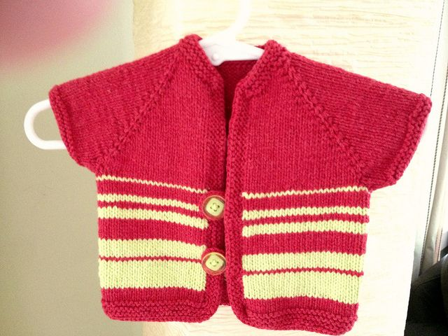 Coral Ridge by weesheepknits, via Flickr