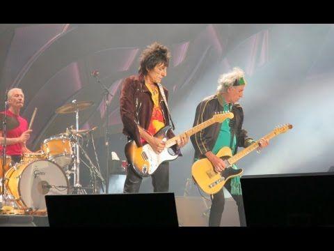 The Rolling Stones - Düsseldorf 19/6/2014 - Full Show - YouTube