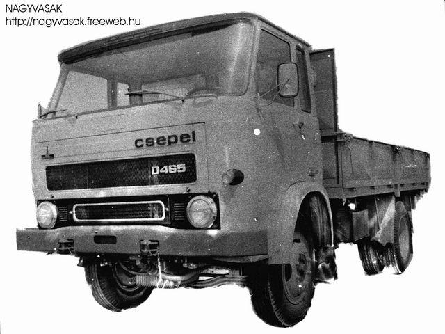 Csepel D-465 (STAR 642)