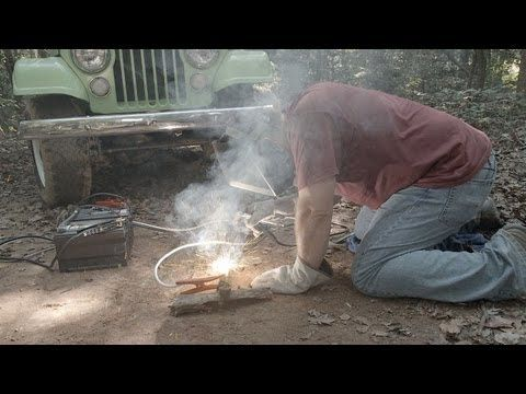 Doomsday Preppers - Doomsday Prepper Tips: Welding