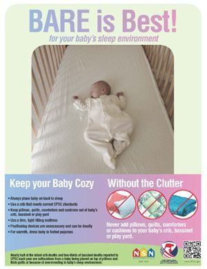Safe Sleep: Bedding, Pillows, Safety and More | OnSafety